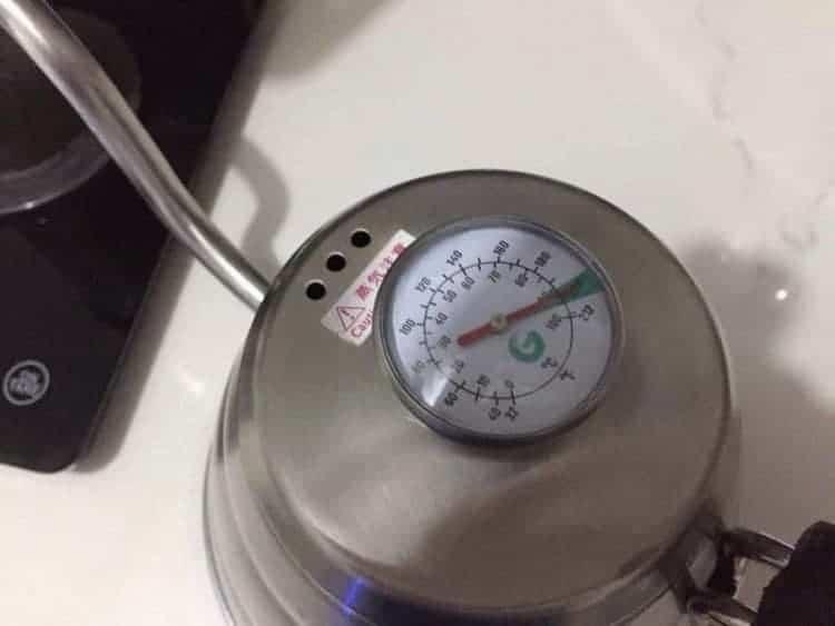 Gooseneck coffee kettle