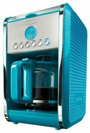 BELLA Dots Coffee Maker