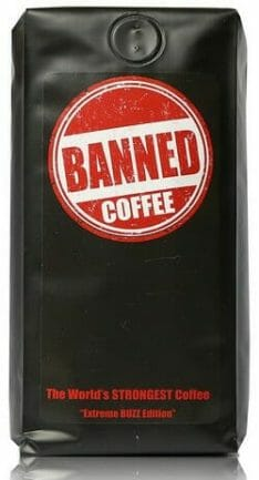 Banned Coffee Bag