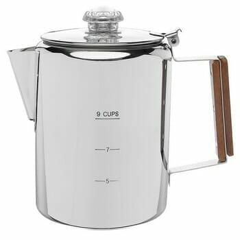 """Coletti """"Bozeman"""" Percolator Coffee Pot"""