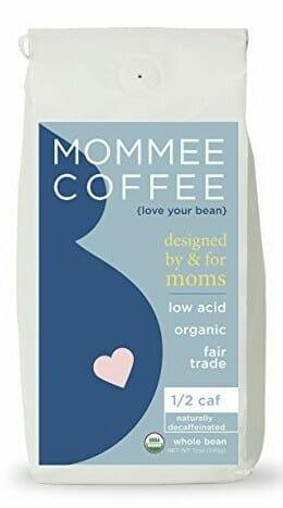 Mommee Coffee Low Acid Organic Coffee