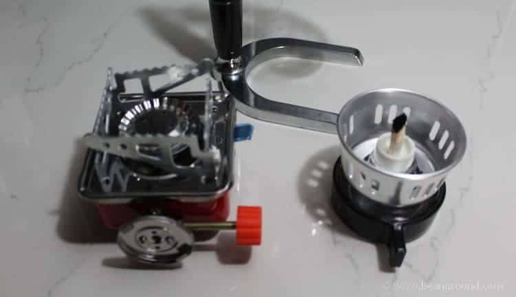 burner parts and pieces