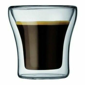Bodum Assam Double-Walled Espresso Shot Glass
