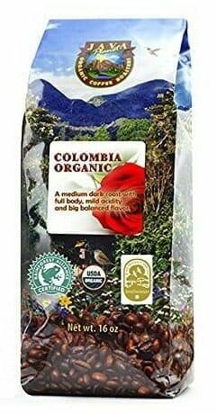 Java Planet Colombian USDA Organic