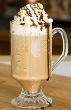 Mudslide Latte