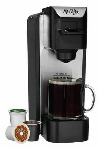 Mr. Coffee BVMC-SC100-2 Single-Serve Maker