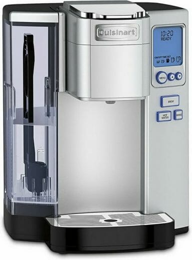 The Cuisinart SS-10 Premium Single Serve Coffee Brewing System