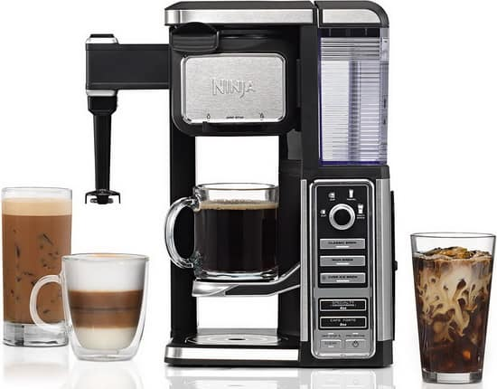 The Ninja Coffee Bar Single-Serve System