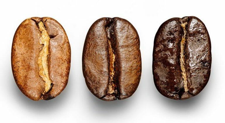 Different Coffee Roast Types