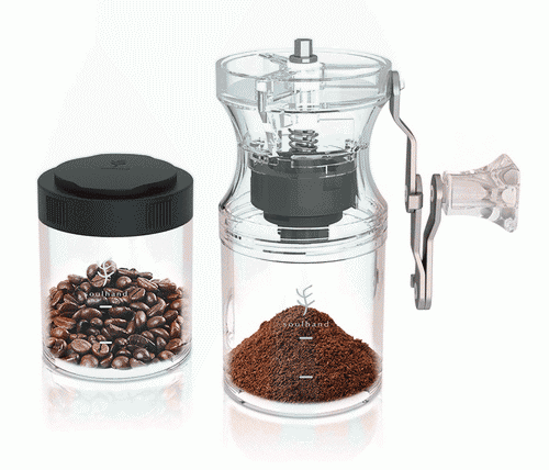 soulhand manual coffee grinder hand coffee grinder
