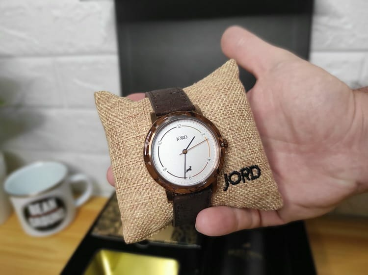 ord coffee watch real review