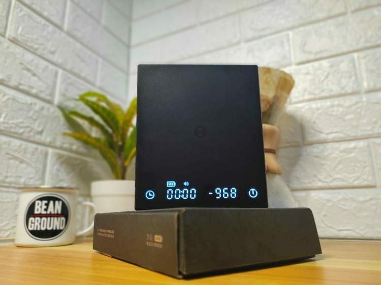 Timemore scale standing