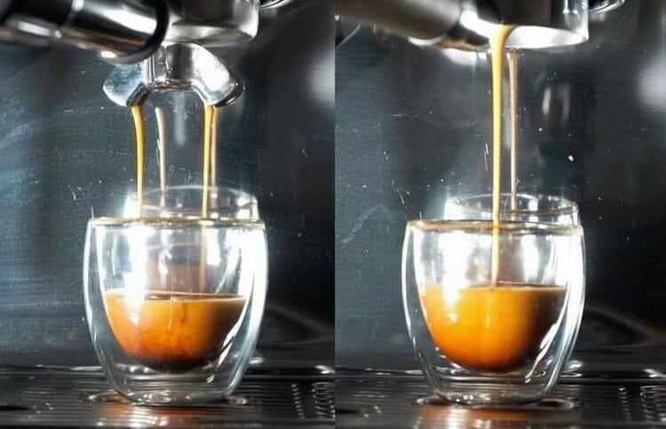 espresso bottomless portafilter