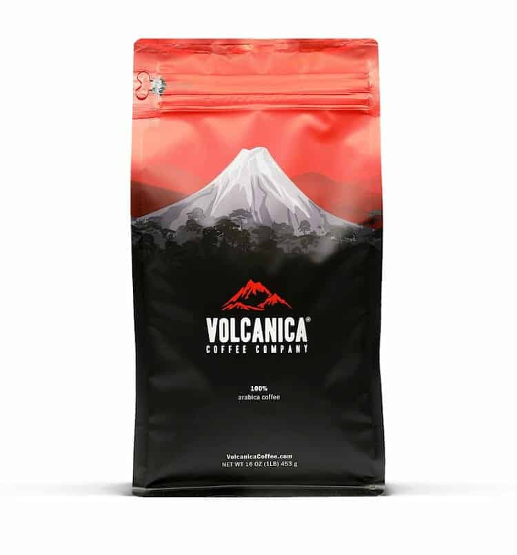 volcanica cold brew coffee blend