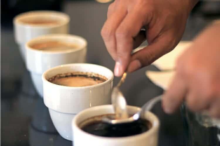 where did third wave coffee start